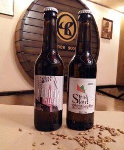 Irish stout и American Pale Ale - новые сорта из Мариуполя