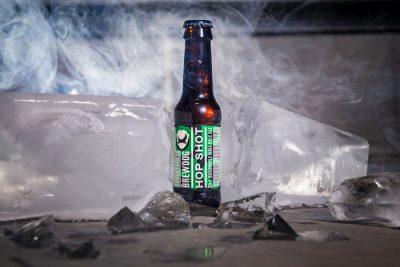 Hop Shot - айсбок IPA от BrewDog