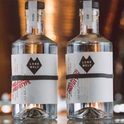 LoneWolf - зерновая водка и джин от BrewDog
