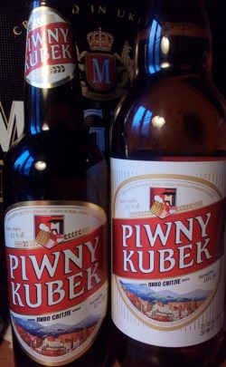 Piwny Kubek - еще одна новинка от Оболони