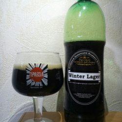 Winter Lager - новые сорт от Одесской частной пивоварни