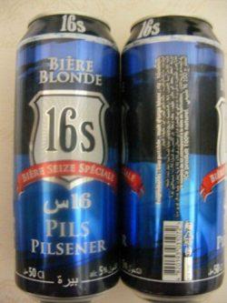 Очень! Светлое пиво и 16s - новые сорта от Оболони