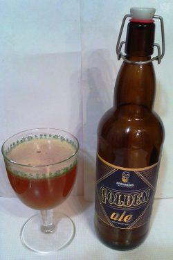 Golden Ale - новый сорт из Чернигова