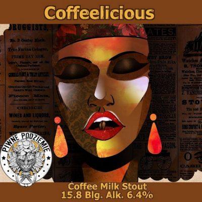 Coffeelicious Special и Woodstone Bitter - новинки из Польши и Кривого Рога в CRAFT vs PUB