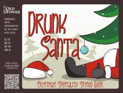 Drunk Santa, Happy India Pale Lage и Mr. Mandarino в OLD BAR
