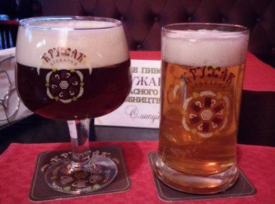 Кружак - новая ровенская мини-пивоварня