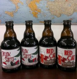 Drunk Santa и Red Cat - новые сорта от Old Tower