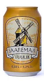 Double Bock и Saaremaa Tuulik - эстонские новинки в Украине