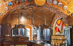 Stare misto - мини-пивоварня из Белой церкви