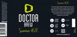 Польский Summer Ale от Doctor Brew в CRAFT vs PUB