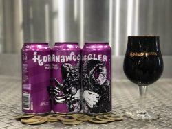 Hornswoggler - пиво со вкусом печенья Oreo
