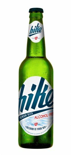 HIKE Alcohol-Free - новинки от Оболони