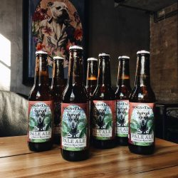 Pale Ale Aged on Rum Chips - новое пиво от Varvar