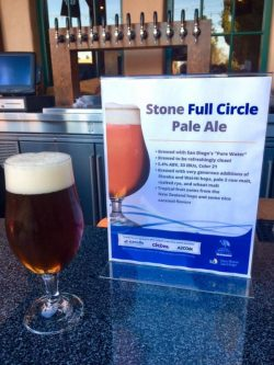 Full Circle Pale Ale - пиво из сточных вод