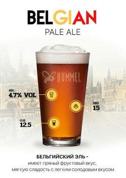 Smak, Belgian Pale Ale и Ella - новые сорта от Hummel
