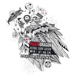 Magic Dragon от Pracownia Piwa в CRAFT vs PUB
