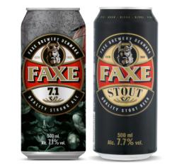 Скидка на FAXE 7.1 и FAXE Stout в Сильпо