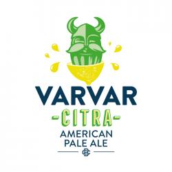 APA Citra - новый сорт от пивоварни Varvar