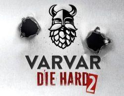 Die Hard 2 — портер на лесном орехе от пивоварни Varvar