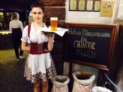 Chinook Single Hop Ale - новый однохмелевой сорт от Канта