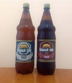 Псельське пиво из Сум в Киеве