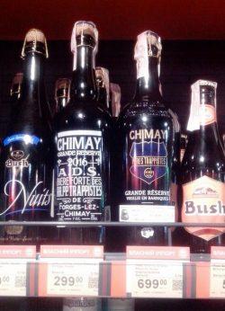 Траппистское пиво Chimay Grande Réserve снова в продаже