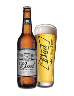 Bud Prohibition Brew - новинка от Sun InBev Ukraine
