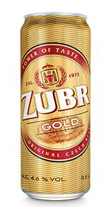Чешское пиво Zubr снова в Украине