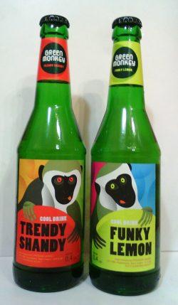 Funky Lemon и Trendy Shandy - новые бирмиксы от ППБ