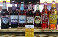 Новое британское пиво в Киеве