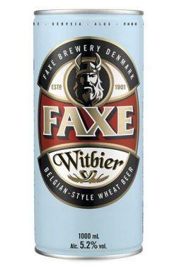 FAXE Witbier и Eichbaum HefeWeizen Dunkel - новинки собственного импорта Сильпо
