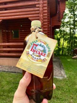 Медовое - новое пиво из Микуличина