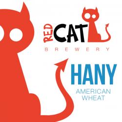 HANY — новый сорт от Red Cat Craft Brewery