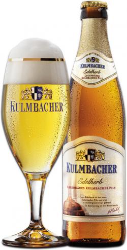 Разливные Kulmbacher Edelherb и Kapuziner Weisbier в Натюрлихе