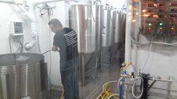 Крапка Кома. Змістовне пиво с новой мини-пивоварней