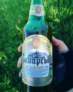 Харьковская Новая Бавария в бутылках!