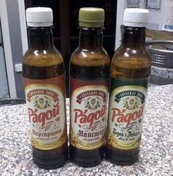 Бутылочное пиво Радой