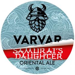 Samurai's Daughter - еще одна новинка от Varvar