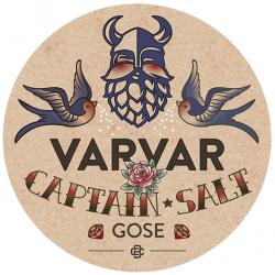 Captain Salt - еще одна новинка от Varvar
