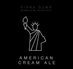 American Cream Ale от Пивной думы снова в продаже