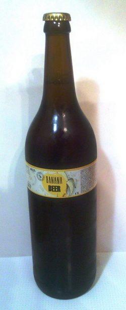 Bierwelle Banana Beer - новинка из Чернигова