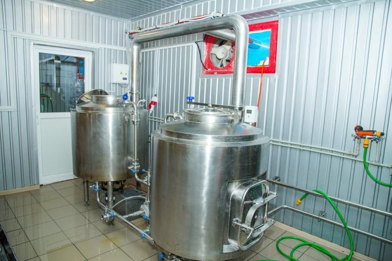 купить мини пивоварню для дома в новосибирске