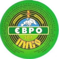 Пиво Євро из Канемец-Подольского в Киеве