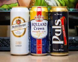 Mecklenburger Weissbier и Puls Lager Beer - новинки от Harboe в Украине