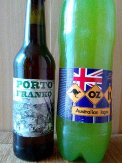 Australian lager - новинки из Одессы