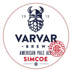 APA Simcoe, Vanilla Stout и Mozambik в VIDRO Craft Beer & Kitchen