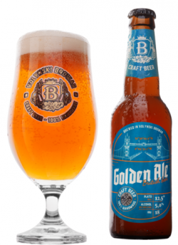 Golden Ale - новинка от пивоварни Волинський бровар
