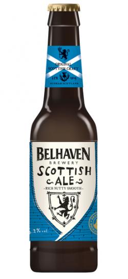 Belhaven Scottish Ale - шотладнская новинка в Украине