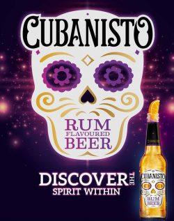 Cubanisto Rum Beer - новинка от Sun InBev Ukraine