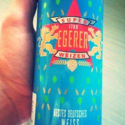 EGERER 1788 - новое немецкое пиво в Украине
